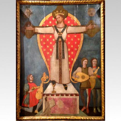 Il Volto Santo di Lucca e il miracolo del giullare